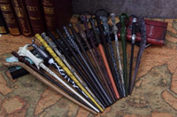 Wholesale 19 units batch of Harry Potter magic wand Harry Potter Wand Toy Cosplay Prop Peripherals Film Collection Toys For Kids Toys Fo