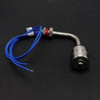 Wholesale V M10 mm ZSL7810 A1 Side Mount Horizontal Water Level Sensor Liquid Stainless steel Float Switch