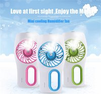 beauty net - Hottest Mini Beauty Fan Steam humidifier Gadgets Flexible Micro USB Fridge Cooler For Xiaomi Power Bank Notebook Laptop Computer