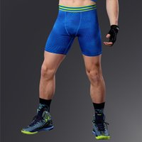 Wholesale Sports Shorts Men Running Shorts Compression Tights Gym Clothing Fitness Sweatpants