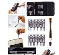 Wholesale 25 In Torx Screwdriver Set Mobile Phone Repair Tool Kit Multitool Hand Tools For Iphone Watch Tablet PC Herramientas De Mano