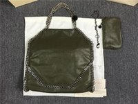 Wholesale Falabella Fold Over Tote stella Shaggy Deer Bag cm