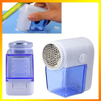 Wholesale Mini Hair Ball Trimmer Fabric Sweater Clothes Fabric Shaver Lint Remover Machine Portabel Electric