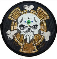 animated marine - Space Marine Crux Terminatus Sergeant Badge Warhammer k Animated Movie Series Costume Woven Emblem applique iron on patch