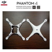 DJI Phantom 4 Camera Drone Part 27 Shell / Top et Bottom Cover Aucun couvercle à LED, Vis
