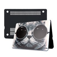 animals plastic bags - Macbook Air Inch Case in Metallic Luster Hard Plastic Full Protective cover case For Macbook inch Air Pro Retina Opp Bag