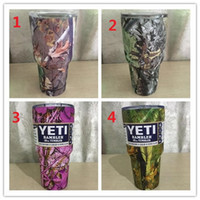 bicycle water bag - Promotion Pay today ship today Camo for camouflage yeti Mugs oz Vacuum Insulated Stainless Steel Water Bottle Brand NEW vs hydro flask