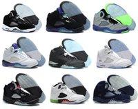 bean products - New Products Retro V Man Basketball Shoes Metallic Silver Bin Space jam Bean Grape Green Bean Mark Ballas Trainers Boots Sneaker
