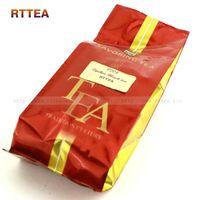 Wholesale lychee black tea kongfu red tea lichee chinese food fruit red tea g
