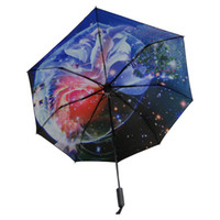 Wholesale 12 Constellation Umbrella for sun and rain with effectively prevent bask and obstruct ultraviolet ray