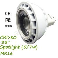 100-240V AC 5w White AC DC12V MR16 LED 5W G5.3 Bulb Spotlight Lamp Die-Casting Al Hosing Lens 38 Beam Angle Warm White 3000K, Recessed Bulb Lights