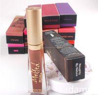 Wholesale Melted Matte Liquified Matte Longwear Lipstick Long Lasting Waterproof Lipgloss Non Cup Lip Glaze ml