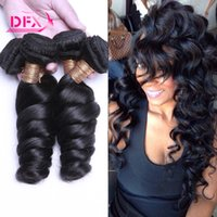 Wholesale mink Brazilian hair loose curls weave bundles Brazilian loose wave virgin hair cheap wet and wavy remy human hair extensions