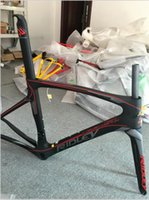bicycle forks - Ridley Carbon Frames UD Weave Glossy Matt Finish White Black Red Full Carbon Bicycle Frameset With Fork Headset seatpost clamp