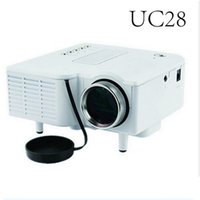 Wholesale Newest g28 UC28 Mini Pico portable Projector HDMI Home Theater beamer multimedia proyector