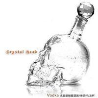 Wholesale Crystal Skull skull vodka bottle ML ML ML
