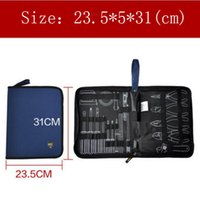 Wholesale Large size Professional Electricians Tool Bag Hard Plate Kit tool bag Set Kit Bag
