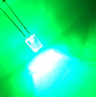 Wholesale MIX Through Hole Rectangular mm LED Diode Red Green Blue Yellow White Pink Orange Color