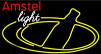 amstel light neon - Amstel Light Bottle Beer Neon Sign Handmade Custom Real Glass Tube Store Bar KTV Club Party Motel Advertising Display Neon Signs quot X14 quot