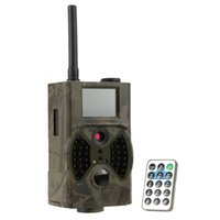 Wholesale docooler HC300M Hunting Camera GPRS MMS SMS Digital Infrared Trail Camera Scouting Surveillance Hunting Camera NM IR LED