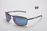 Pink aluminum conductor - 2017 Conductor Design Men Classic Brand Aviation Cycling Eyewear Sunglasses Polarized lens Aluminum Driving Luxury Sun glasses
