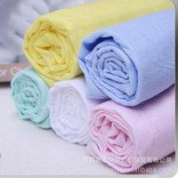 Wholesale Newborn babies candy color color cotton double gauze diaper diaper