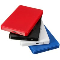 Wholesale New Arrival High Quality USB HDD Case Hard Drive Disk External Storage Enclosure inch Mobile Disk Box Price