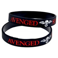 avenged sevenfold music - Avenged Sevenfold Silicon Wristband Great To Used In Any Benefits Gift For Music Fans