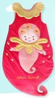 Wholesale The new style infant mermaid sleeping bag cm velvet cotton terry cloth export standard France