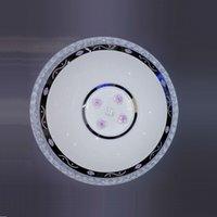 al por mayor fabricantes de moda al por mayor de china-Moda interior LED redondo luz de techo Dimmable SMD 24W AC85-265V lámpara de techo Superficie montada China fabricante Venta al por mayor 01