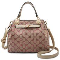 Wholesale The new fashion pattern ladies bag with shoulder bag portable shoulder bag