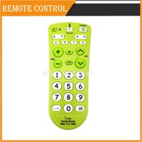 big button remote - Combinational Universal learning Remote Control controller Chunghop L108E For TV SAT DVD CBL DVB T AUX big button