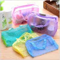 Wholesale China Buty Products Cosmetic Bags Cases Best quality Fast Dropshipping Accept pc