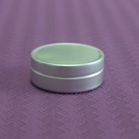 Wholesale 10g Cosmetic Aluminium Jar Small Skin Care Cream Sample Packaging Bottles Empty Refillable Lip Oil Container