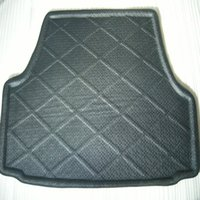 Wholesale Car Rear Tail Trunk Mat Protector Cargo Liner Carpet tray boot For Santana