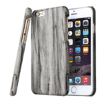 apple wood for sale - Hot sale Eco friendly Wood Grain Case Original Ecology Shockproof Hard PC Wooden phone shell Back Cover for iphone SE S plus OPP