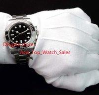 Compra Cerámica asia-2017 Relojes deportivos de alta calidad Asia 2813 Relojes de pulsera 40mm Cerámicos bisel inoxidable 114060 No Date Automatic Machinery Watch