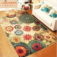 Wholesale Embroidery classical carpet nylon environmental protection non slip living room rug size MMX1500MM