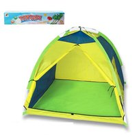 Cadeau de Noël Enfants mignons Kids Play Tente Jeu Maison Larfe Castle Ocean Tente Boule Jouets Outdoor Inside Tente D163