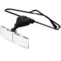 best magnifier lamp - The Best Quality x x x Supporting Spectacles Glasses LED Lamp Magnifier Magnifying Loupe Watch Repair Tool
