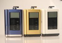 Wholesale 2017 Newest Alkaline Water Ionizer Water Ionizer Machine Display Temperature Intelligent Voice System V Gold Blue White