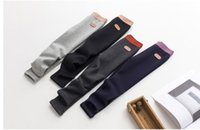 Wholesale South Korea s new fashion winter cotton thickened girls plus velvet trousers waist color rendering