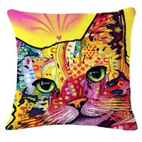 Wholesale Simple Cushion Cover Cute Throw Pillow Covers Colorful Pillow Case A wide variety of styles to choose