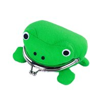 Wholesale New NARUTO The Frog Q Version Change Purse