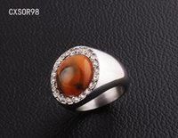 acrylic casting resin - stainless steel casting brand ring gems that titanium steel ring ring fashion women a retail styles