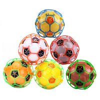toys dance sing prices - Wholesale-Novelty & Gag Toys electric dance singing dancing football bouncing ball flash bouncing ball luminous toy can kick the ball