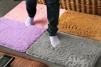 area rugs cotton - New thicken SHAGGY super soft carpet floor rug area rug slip resistant bath mat kids rug for living room