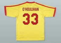 rasgado rasgado al por mayor-Rip Torn Parches O'Houlihan 33 Promedio Joe's Dodgeball Jersey
