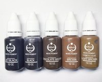 assorted cosmetics - of Bottles Permanent Makeup Ink Colors Assorted Bio Touch Micro Tattoo Makeup Pigment Cosmetic ml Cosmetic Kits Supply