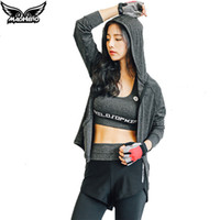 Wholesale Pieces Elastic Sports Suit Women Brand Clothing Sexy Slim Yoga Fitness Sets Training Running Set Slinky Track Suits For Female